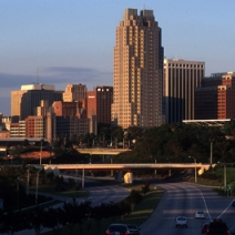 Downtown Raleigh Skyline